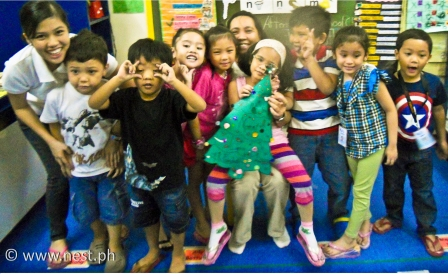 Preschool C with Mommy Lorie