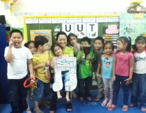 Nanay Peach and Preschool C