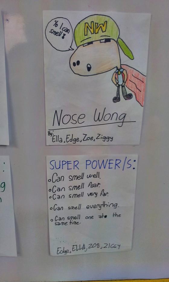 Nose Wong